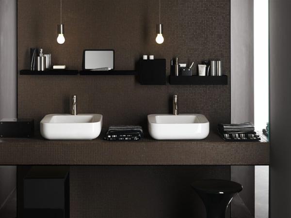 Sanitari stedil srl vendita e commercio all 39 ingrosso e - Arredo bagno doppio lavabo ...