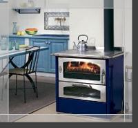 Cucine a legna e gas - Stedil Srl